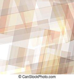 abstract ontwerp, geometrisch, achtergrond