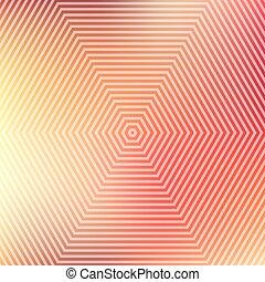 Abstract Orange Gradient Background