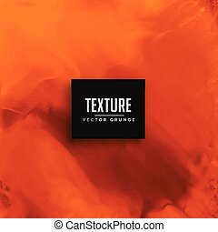 abstract orange watercolor background design