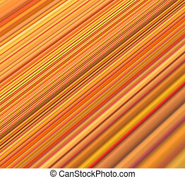 abstract orange yellow striped background