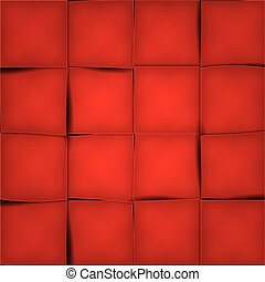 Abstract Origami Paper Design Background