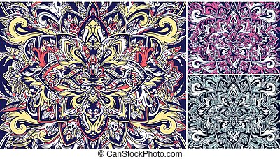 Abstract ornament art traditional, abstract, ottoman motifs, elements. Vector illustration can be used for design of a t-shirt, bag, a poster, greeting card, invitation or case for phone