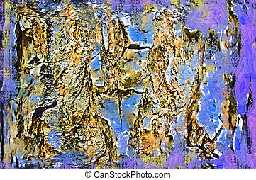 abstract, ouderwetse , achtergrond