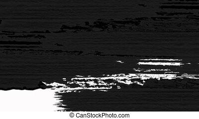 Abstract Paint Brush Stroke Transition whit Alpha (luma...