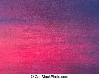 Abstract painting art background violet and purple colors.