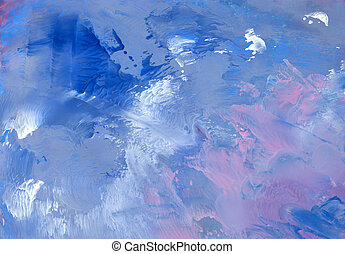 Abstract painting backgrounds - Abstract painting, for...