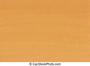Abstract painting orange background