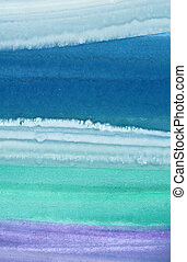 Abstract painting swatch - beautiful abstract painting ...