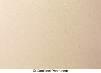 Abstract Paper Background Textured In Off White