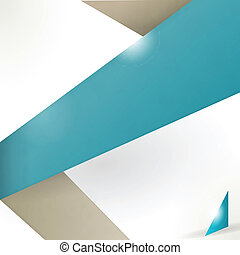 Abstract paper stripe background