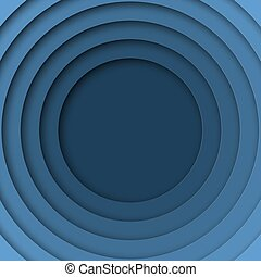 abstract, papier, knippen, achtergrond., vector,...