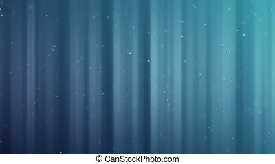 abstract particle background with rays