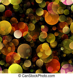 abstract party and celebration backgrounds with beauty bokeh