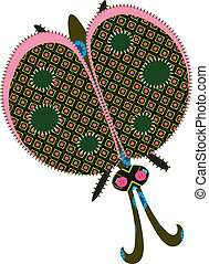 Abstract patchwork bug