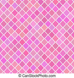 Abstract pattern background in pink colours. Vector...