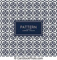 abstract pattern decoration backround design