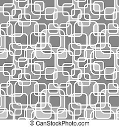 Abstract pattern mosaic seamless