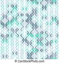 Abstract pattern of various rectangles.