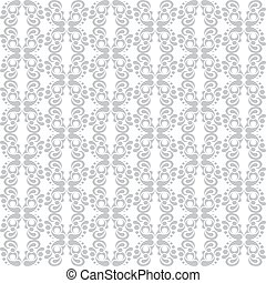 Abstract pattern on a white background.