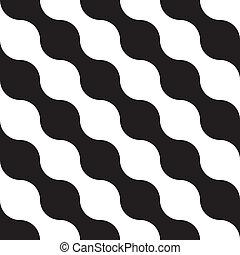 abstract, pattern., seamless, illustratie, vector, geometrisch