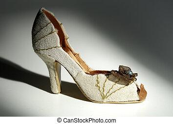 High Heel - Abstract Photo of a High Heel Shoe