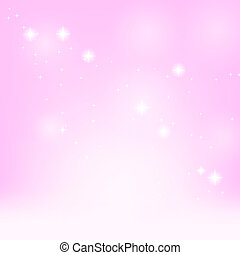 Abstract pink background with reflections. Tenderness. Romantic.