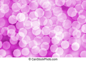 abstract pink lights background