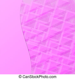 Abstract pink vector background