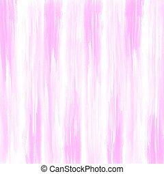 Abstract pink watercolor on white background