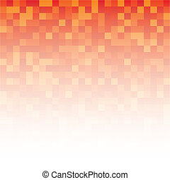 Abstract Pixel Background - An abstract pixel art style ...