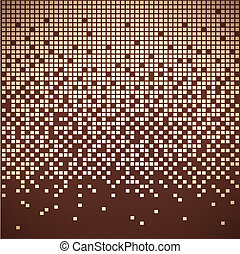 Abstract Pixelate Background