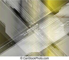 Abstract plaid orange Background