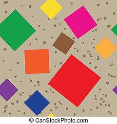 abstract, pleinen, achtergrond