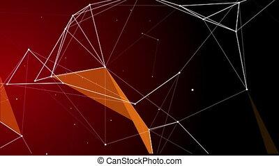 Abstract Plexus Fragments 12