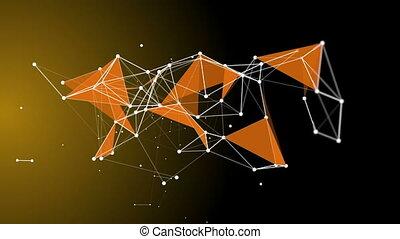 Abstract Plexus Fragments 13