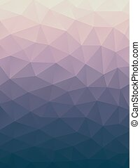 Abstract Polygon Background - An abstract polygon style...