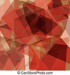 Abstract Polygon Background Vector.