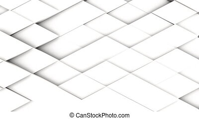 light bright clean minimal polygonal grid pattern - abstract...