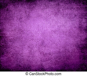 Abstract purple background or paper with grunge texture. For...