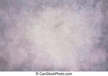 Abstract purple hand-painted vintage background