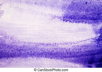 Abstract purple watercolor texture