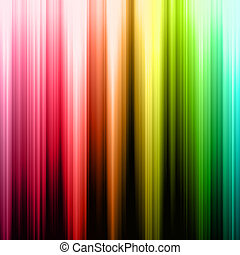 Abstract rainbow background.