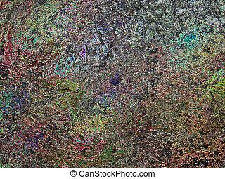 abstract rainbow illustration, diversity background texture