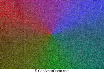 abstract rainbow seamless textile closeup, texture