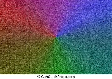 abstract rainbow seamless textile closeup, texture
