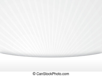 Abstract Rays Background - Vector image for various...