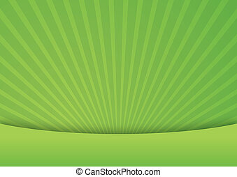 Abstract Rays Background - Vector image for various ...