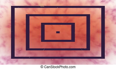 Abstract Rectangle background. HD Resolution