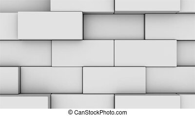 Abstract rectangle geometric surface, bricks imitation,...