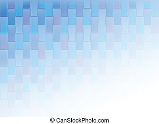 abstract rectangles background - rectangles in order like...